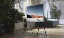 4K UHD televize The Serif od designérů Ronan & Erwan Bouroullec a značky Samsung