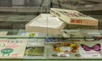 Ukázka z výstavy Jitex 70 v Retromuseu Cheb