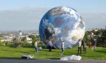 Hvězdárna a planetárium Brno a její nafukovací planeta Země