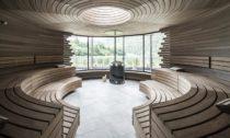 Apfelhotel Torgglerhof v Itálii od ateliéru Noa