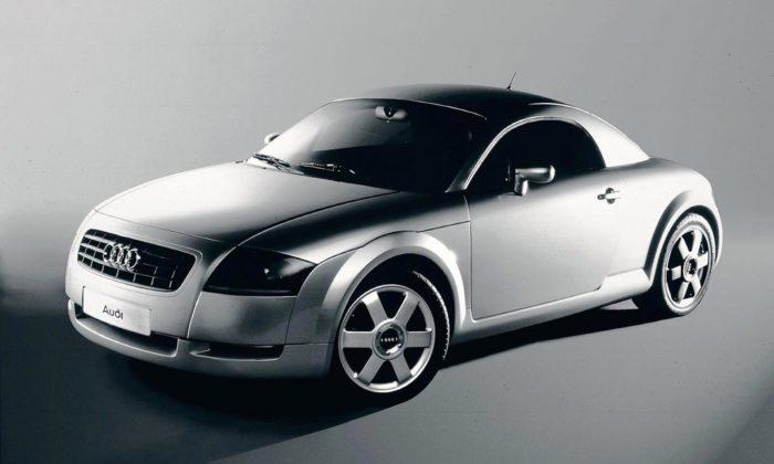 Audi slaví 25 let odpředstavení prvního konceptu modelu TT