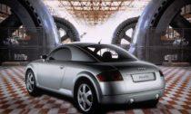 Audi TT z roku 1995