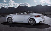 Audi TT časovém vývoji