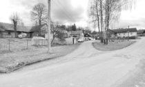 Původní autobusová zastávka