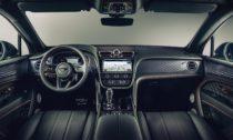 Modernizované Bentley Bentayga