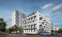 Bytový dům na Sylvánu v Plzni od ateliéru Pro-Story