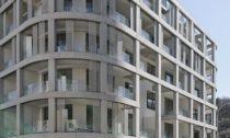 Bytový dům Prachnerova vpražských Košířích odA.LT Architekti