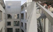 Bytový dům Prachnerova v pražských Košířích od A.LT Architekti