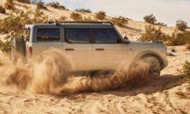 Ford Bronco na rok 2020