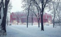 Horácká multifunkční aréna v Jihlavě v upraveném návrhu