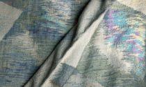 Marie Zemanová atkaní tapiserií narámu