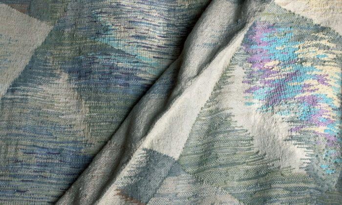 Marie Zemanová sevěnuje ojedinělému ručnímu tkaní tapiserií narámu
