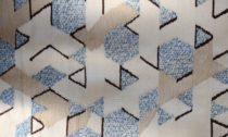 Marie Zemanová a tkaní tapiserií na rámu