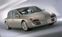 Koncept vozu Renault Initiale zroku 1995