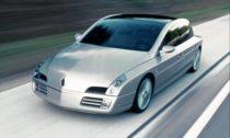 Koncept vozu Renault Initiale z roku 1995