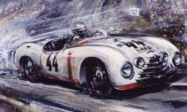 Škoda Sport pro závod 24 hodin Le Mans