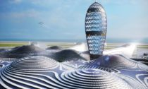 Space Port Japan od Noiz Architects