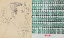 Andy Warhol v Tate Modern v Londýně