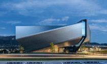 The U.S. Olympic & Paralympic Museum odateliéru Diller Scofidio + Renfro
