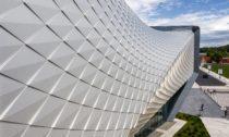 The U.S. Olympic & Paralympic Museum od ateliéru Diller Scofidio + Renfro