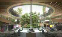 Plánovaná továrna The Plus pro Vestre od ateliéru BIG