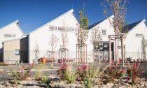 Vindyšova továrna proměněná na Ski a Bike centrum Radotín