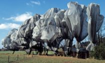 Christo a Jeanne-Claude: Wrapped Trees