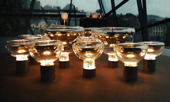 Jablonec nad Nisou vystavuje vnovém muzejním Krystalu moderní česká svítidla
