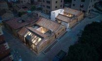 Rekonstrukce budov vprojektu Xiangyuxiangyuan