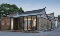 Rekonstrukce budov v projektu Xiangyuxiangyuan