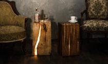 Svítící Stoolky odčeské značky Stool
