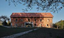 Dům v ruině od ateliéru ORA