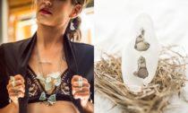Kateřina Blašková a její šperky ze skla