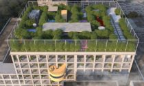 If Factory od MVRDV v čínském městě Shenzhen