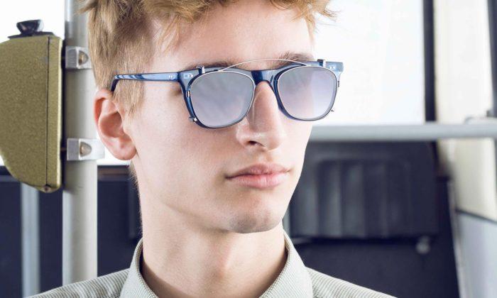 České studio Optiqa navrhuje brýle inspirované nadčasovými obrubami zlet minulých