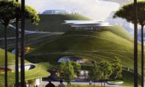 Quzhou Sports Campus od ateliéru MAD