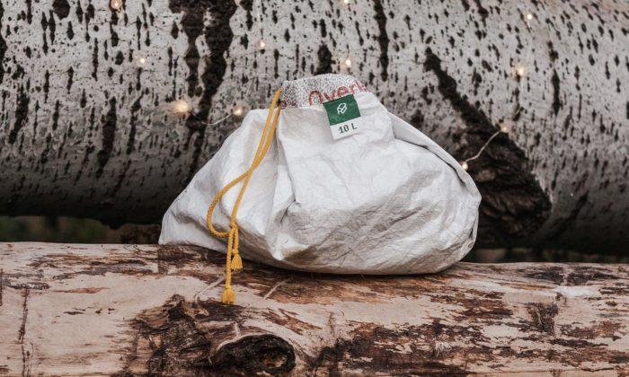 Reformát vyrábí pratelné aopakovaně použitelné odpadkové pytle zTyveku