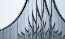 Muzeum umění s tvarem vlny od ateliéru Lacime Architects