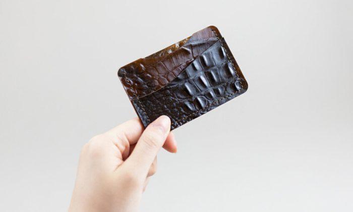 Designérka vyvinula ekologickou alternativu kůže zkávy askořápek mořských plodů