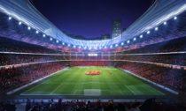 Xi'an International Football Centre od Zaha Hadid Architects