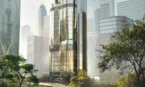2 Murray Road od Zaha Hadid Architects v Hongkongu