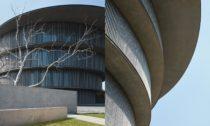 Tadao Ando a muzeum umění He Art Museum v Číně