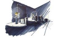 Instalace svítidel Dipping Light od Marset