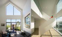 Bytový dům Gardenhouse v Beverly Hills od MAD