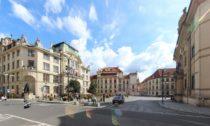Mariánské náměstí v Praze v současnosti