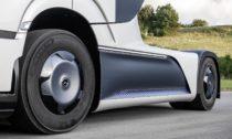 Mercedes-Benz GenH2 Truck