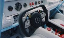 Project Geländewagen od Virgila Abloha a Mercedes-Benz