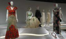 Ukázka z výstavy Sandy Schreier v muzeu Met