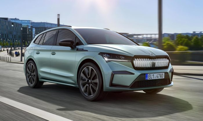 Škoda překvapila designem sériového elektrického modelu Enyaq iV