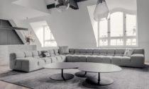 Staroměstský Penthouse od Ateliéru Ivanka Kowalski